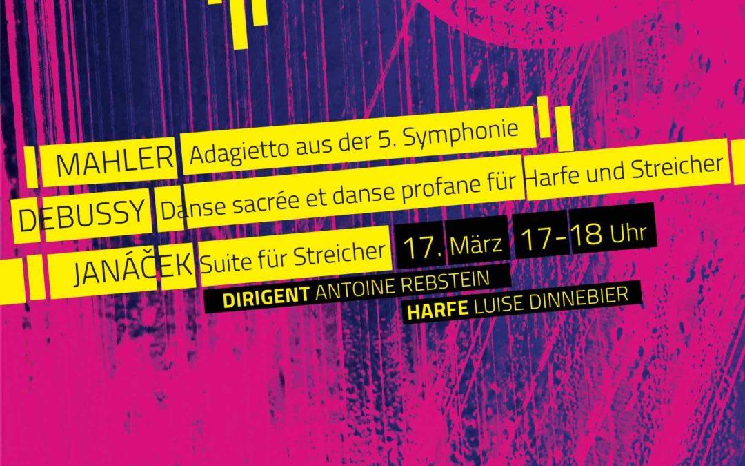 Konzert am 17. März 2018